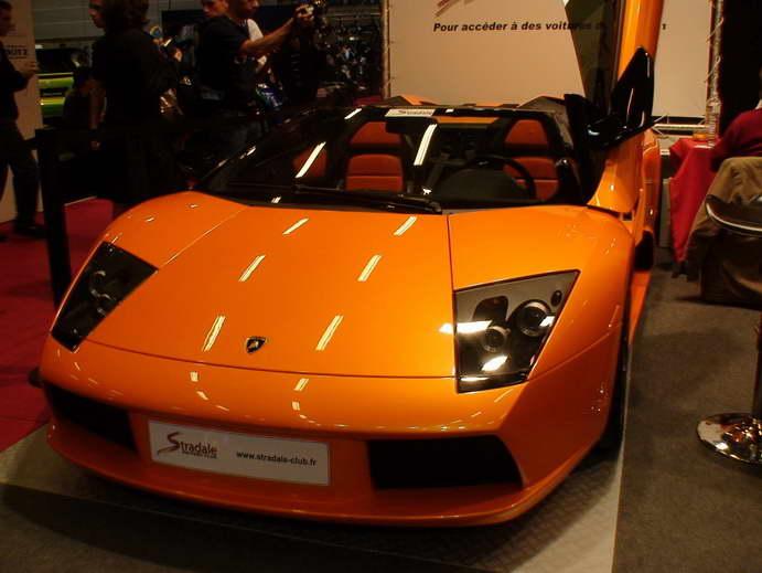 Парижский автосалон 2008