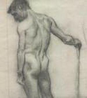 Рисунки юного Гитлера выставлены на аукцион в Англии