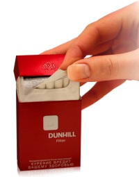 Сигареты Dunhill – объять необъятное