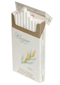 Сигареты Vogue – волшебная палочка в сигаретной пачке