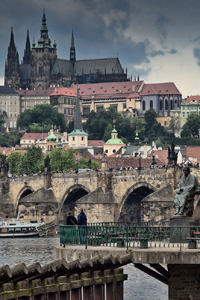Прага: неповторимые запахи чешской столицы