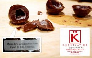 K Choclatier - шоколад королей
