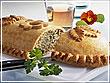 Кулебяка: русский пирог с начинкой