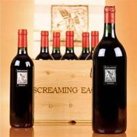 самые дорогие бутылки спиртных напитков Вино Screaming Eagle 1992 года