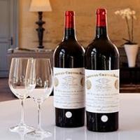 самые дорогие бутылки спиртных напитков Chateau Cheval Blanc 1947 года