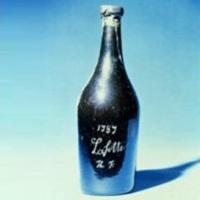 самые дорогие бутылки спиртных напитков Chateau Lafite 1787 года