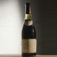 самые дорогие бутылки спиртных напитков Romanée Conti 1945 года