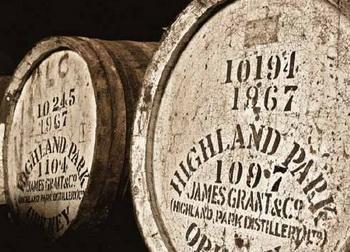Виски «Highland Park» - в числе без вести пропавших... в полёте