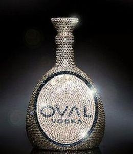Алкогольная коллекция OVAL Swarovski