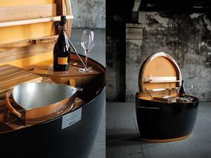 Лимитированная коллекция шампанского от Veuve Clicquot и Riva