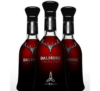 Виски Dalmore Trinitas продан за Ј100 000