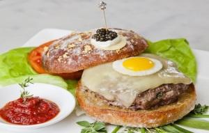 Гамбургер Le Burger Extravagant за 295 долларов от Serendipity 3
