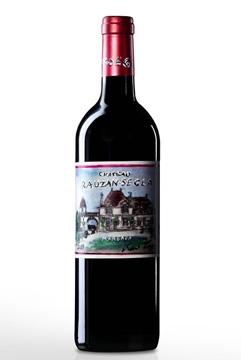Карл Лагерфельд «переодел» бутылку вина Chateau Rauzan-Segla