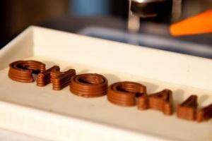 Трехмерный принтер позволит создавать дома свой шоколад