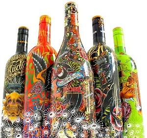 «Дизайнерское» вино от  Кристиана Аудижье