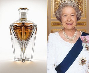 Johnny Walker выпустит виски к бриллиантовому юбилею правления Елизаветы II