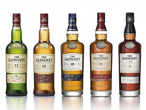 Glenlivet выпускает виски Master Distiller's Reserve  эксклюзивно для британских duty-free