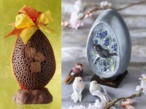 Пасхальные лакомства от шоколадных и кондитерских бутиков
