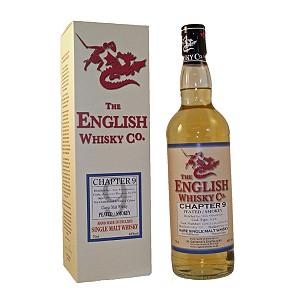 English Whisky Company выпускает новый односолодовый виски линии Chapter-11