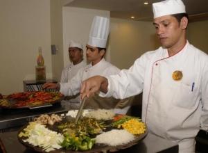 В индийской Виджаяваде прошел Фестиваль восточной кухни