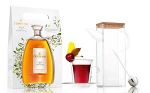 Hennessy, Theodor и Матье Леханнер создали набор для любителей изысканных напитков