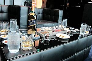 Виски-бренд Johnny Walker открыл VIP-лаундж в аэропорту Тайваня