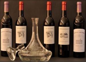 Коллекция бордосских вин для MV Augusta
