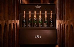 Moet et Chandon продает с аукциона столетнее шампанское