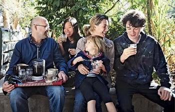 Самый дорогой в мире кофе – кофе, выращенный у себя в саду