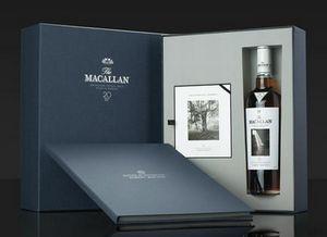 Второе коллекционное издание виски Macallan
