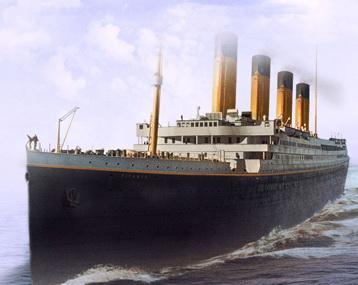 В Белфасте можно заказать последний обед пассажиров «Титаника»