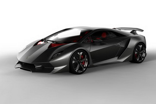 Новый концепткар от Lamborghini