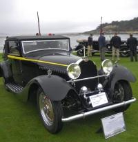 1934 Bugatti Type 50 – спортивная модель