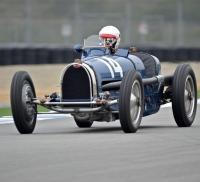 1934 Bugatti Type 59 – автомобиль, прославленный известными гонщиками