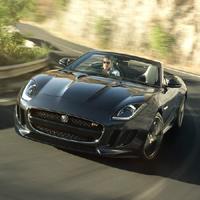Jaguar F-Type Convertible: все о дизайне авто