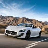 Maserati GranCabrio MC 2013 года – привлекательный дизайн и новые характеристики