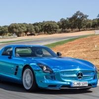 Mercedes-AMG Electric Drive Coupe 2013 года – очередной шаг вперед