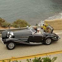 Mercedes-Benz 540K - легендарное качество