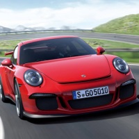 Porsche 911 GT3 2014 года – легче и быстрее