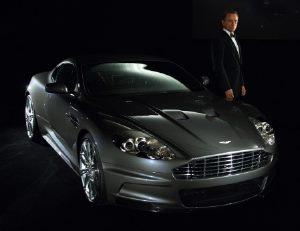 Aston Martin устанавливает ценовой рекорд на аукционе