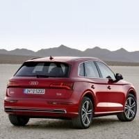 Audi Q5 – второе поколение