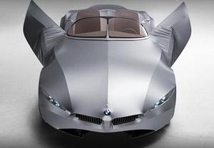 BMW GINA Light Visionary Model - новое слово в автомобилестроении?