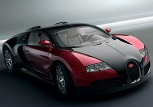 Bugatti Veyron 16.4 - самый дорогой в мире седан