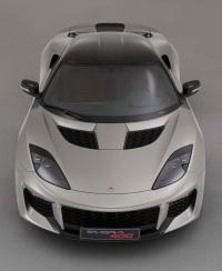 Lotus Evora 400: новинка автомобильного мира