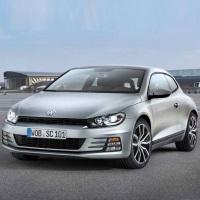 Volkswagen Scirocco 2015 года – повторное появление
