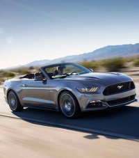 кабриолет Ford Mustang 2015
