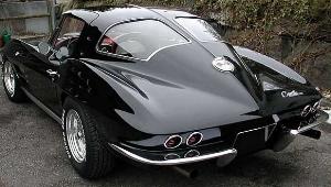 Corvette Sting Ray: летает, как бабочка, жалит, как пчела