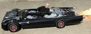 Flatmobile - самый плоский автомобиль в мире?