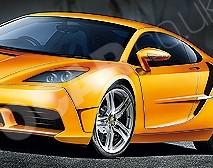 Новый суперкар McLaren появится в 2010