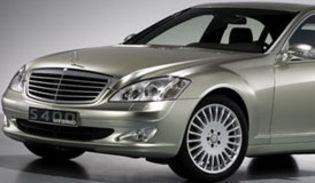 Mercedes-Benz S400 BlueHYBRID претендует на славу Lexus